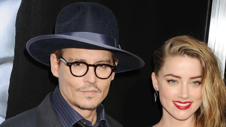 """Amber Heard reconnaît avoir """"frappé"""" Johnny Depp : cet enregistrement audio qui l'accable"""