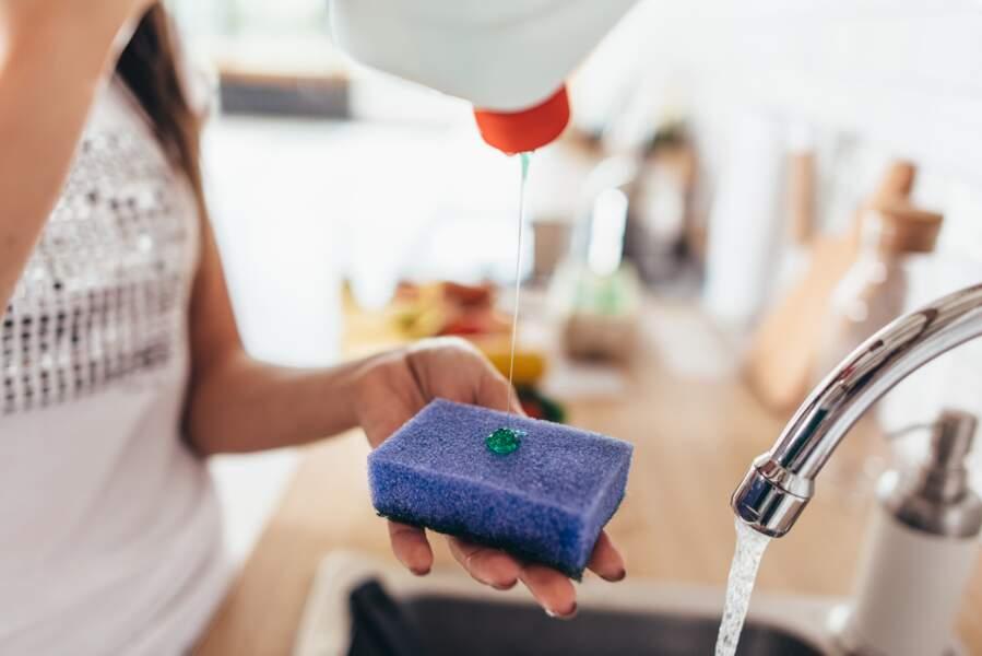 La recette du liquide vaisselle maison