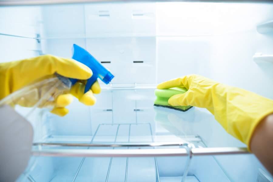 La recette du nettoyant pour le frigo