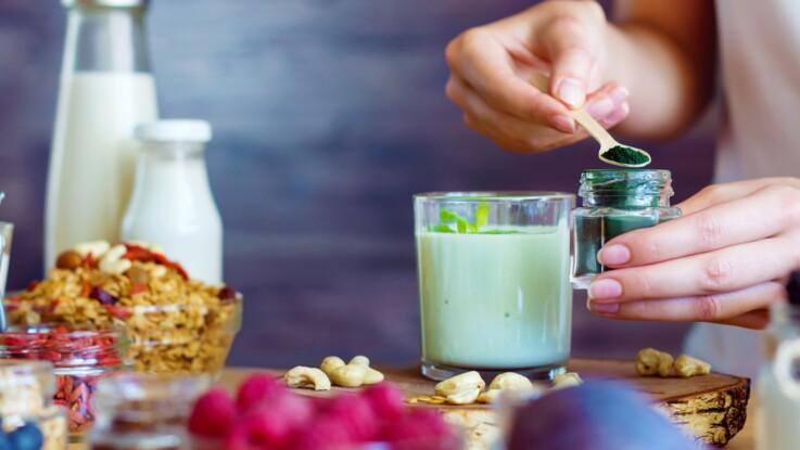 20 recettes minceur à base de spiruline