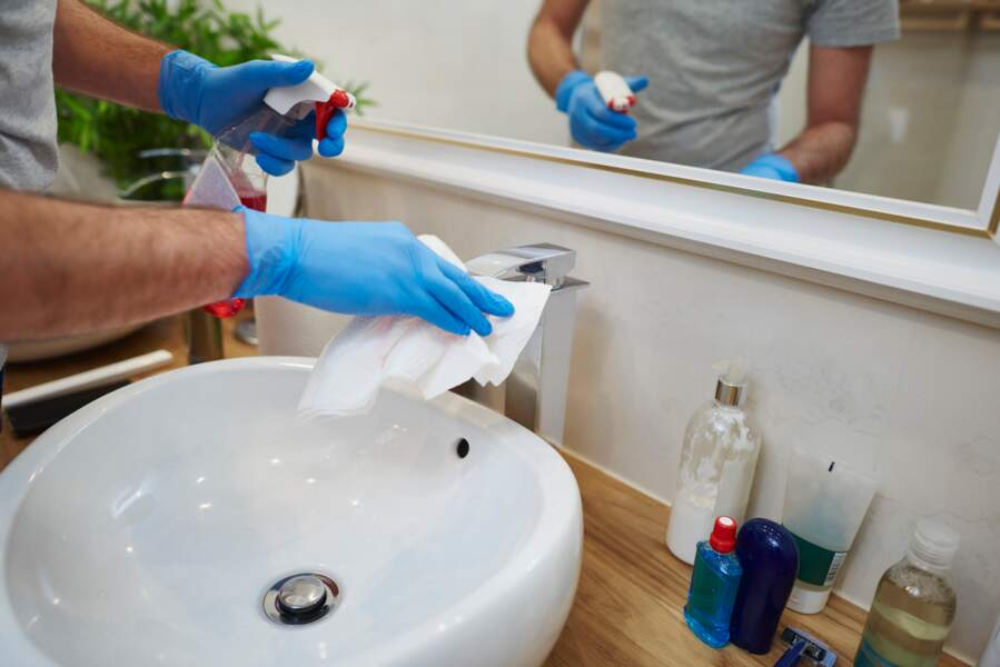 La recette du désinfectant multi-usages