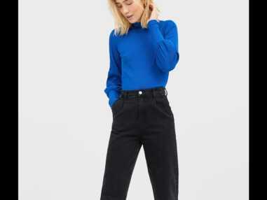 Jean noir : 10 modèles stylés et tendance à shopper dans les nouvelles collections