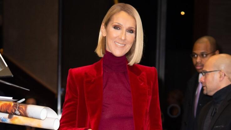 """Céline Dion adopte un """"wet look"""" : connaissez-vous cette tendance coiffure ?"""