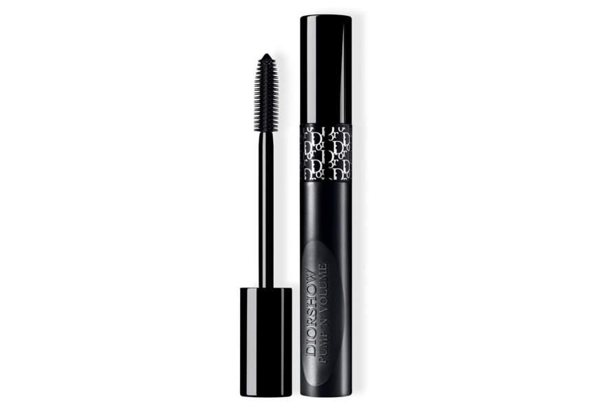 Le mascara pump 'n' volume HD Dior