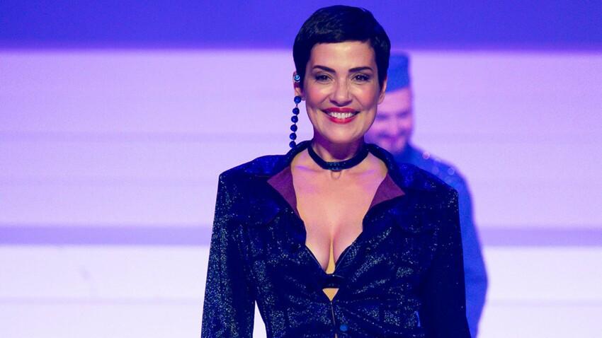 Cristina Cordula toujours au top : elle adopte le jean tendance du moment (et on veut le même !)