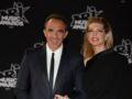 Photos - Nikos Aliagas complice avec sa compagne Tina Grigoriou pour retrouver Marc Lavoine