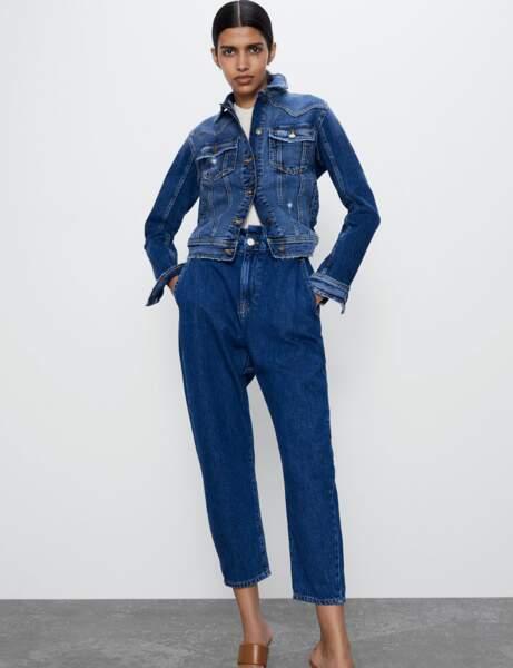 Tendance jean : le baggy