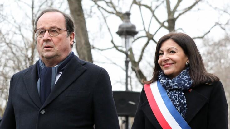 Anne Hidalgo Cette Rumeur Sur Francois Hollande Qui A Tant Fait