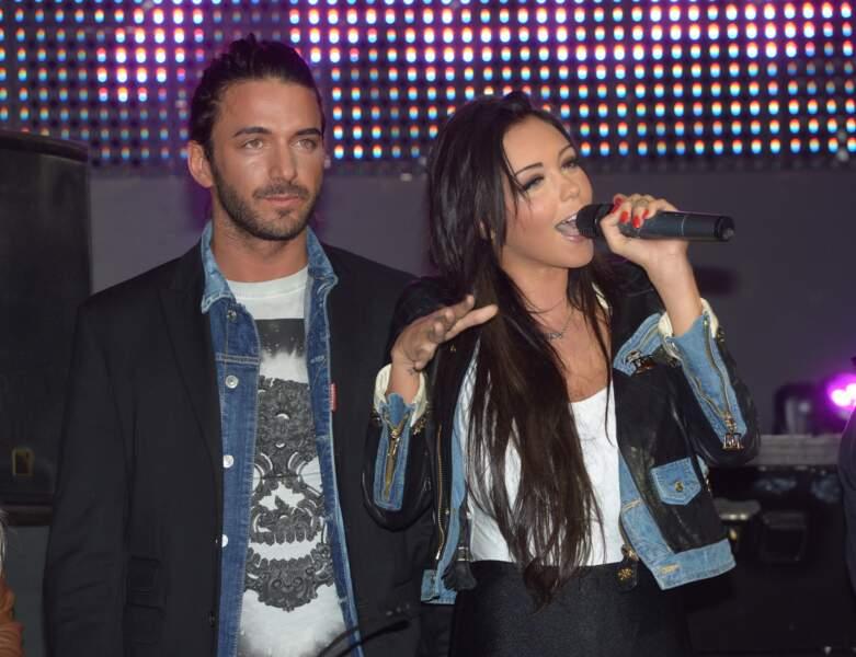 Thomas et Nabilla au Loft Métropolis de Paris