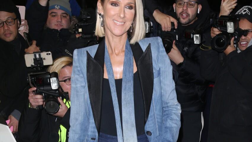 Céline Dion, cheveux frisés et sourcils épais : la reconnaissez-vous ?!