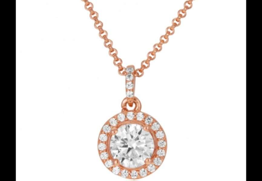 Saint-Valentin : le collier brillant du Manège à Bijoux