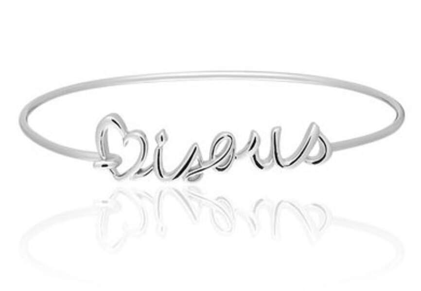 Saint-Valentin : le bracelet jonc mignon d'Agatha