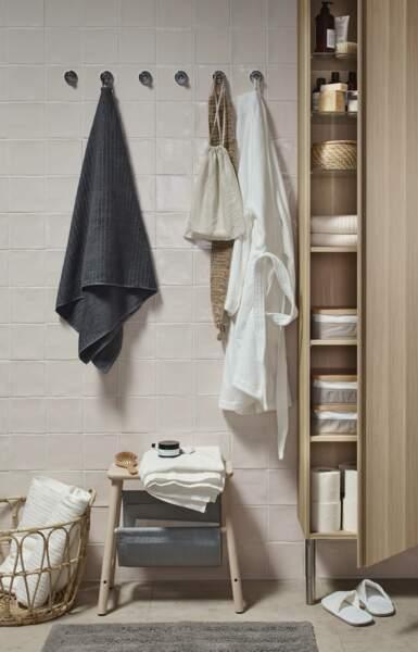 Rangement de salle de bains IKEA