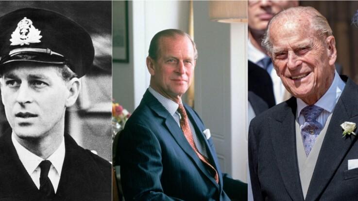 Philip Mountbatten, Duc d'Edimbourg: l'évolution physique en images du mari d'Elizabeth II