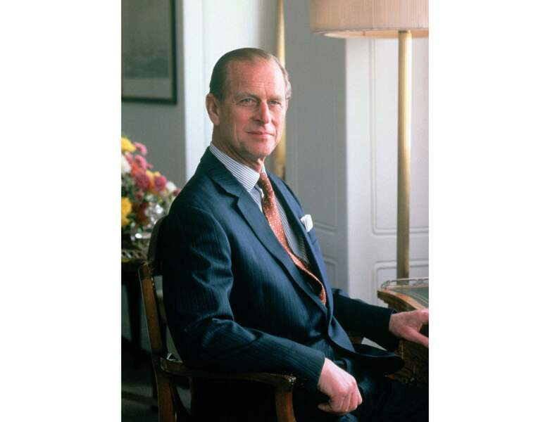 Le mari d'Elizabeth II fête ses 60 ans en 1981