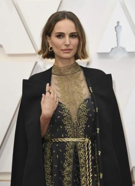 Natalie Portman actrice engagée