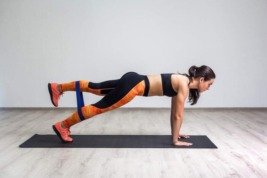 Exercice 4 : la planche active