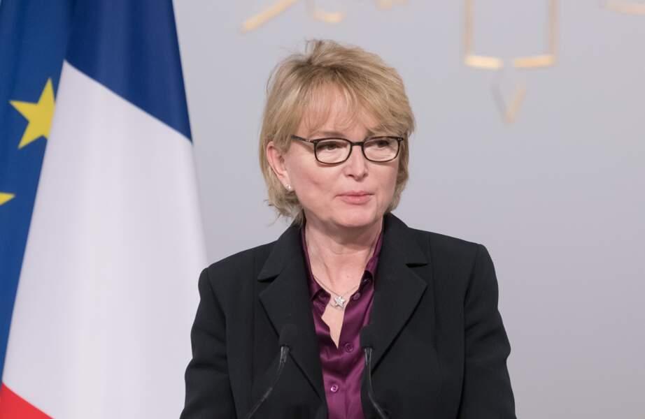 Claude Chirac était conviée à l'Elysée dans le cadre de la conférence nationale sur le handicap.