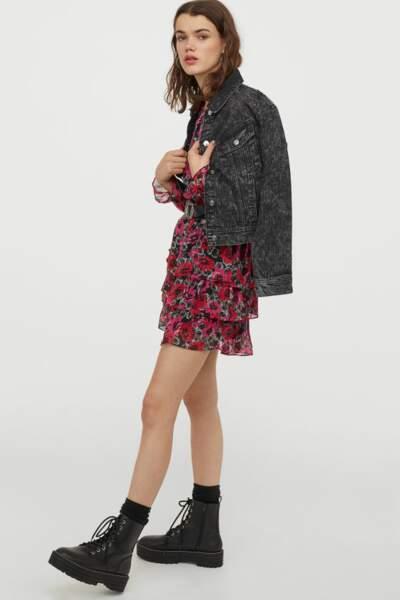 Couleurs tendance printemps-été 2020 : la robe rose fuchsia