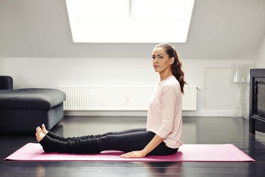 Exercice 7 : les déplacements assis