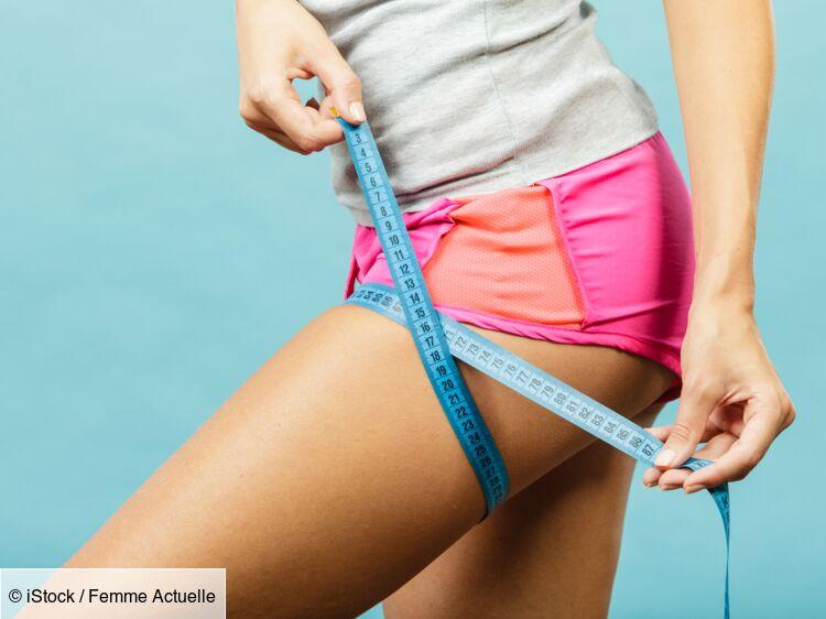 Thigh Gap 10 Exercices Pour Fondre De L Interieur Des Cuisses Femme Actuelle Le Mag