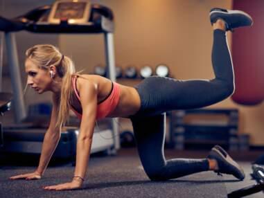 Thigh gap : 10 exercices pour fondre de l'intérieur des cuisses