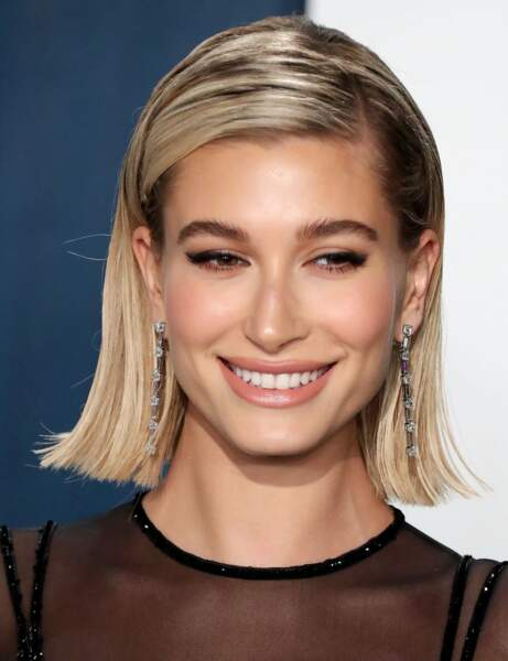 Le carré graphique d'Hailey Rhode Baldwin Bieber