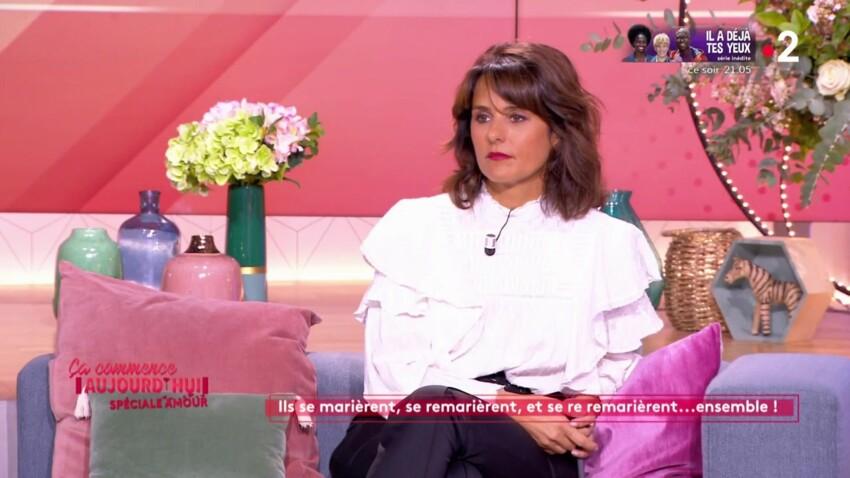 """Vidéo - Faustine Bollaert émue après une demande en mariage sur le plateau de """"Ça commence aujourd'hui"""""""