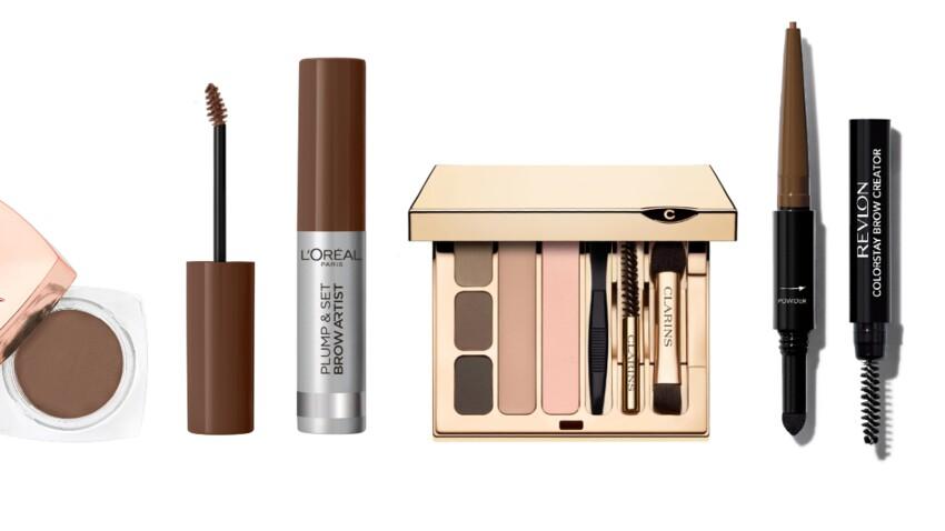 Maquillage des sourcils : top 15 des produits pour des sourcils parfaitement dessinés