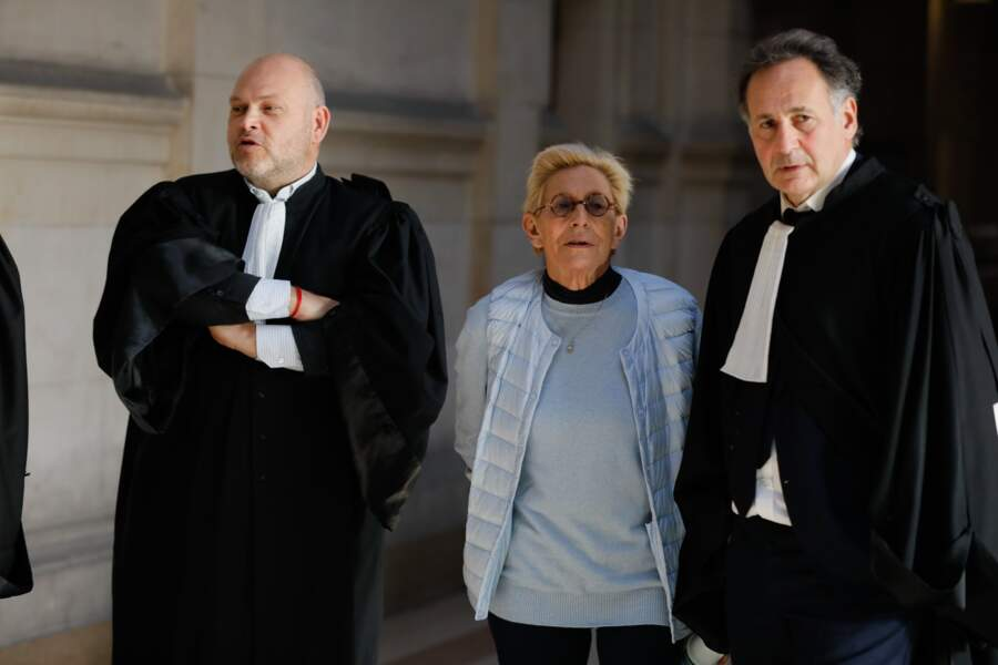 L'avocat Pierre-Olivier Sur - Isabelle Balkany est arrivée en retard au tribunal de Paris car elle rendait visite à son mari à la prison le 4 février 2020.