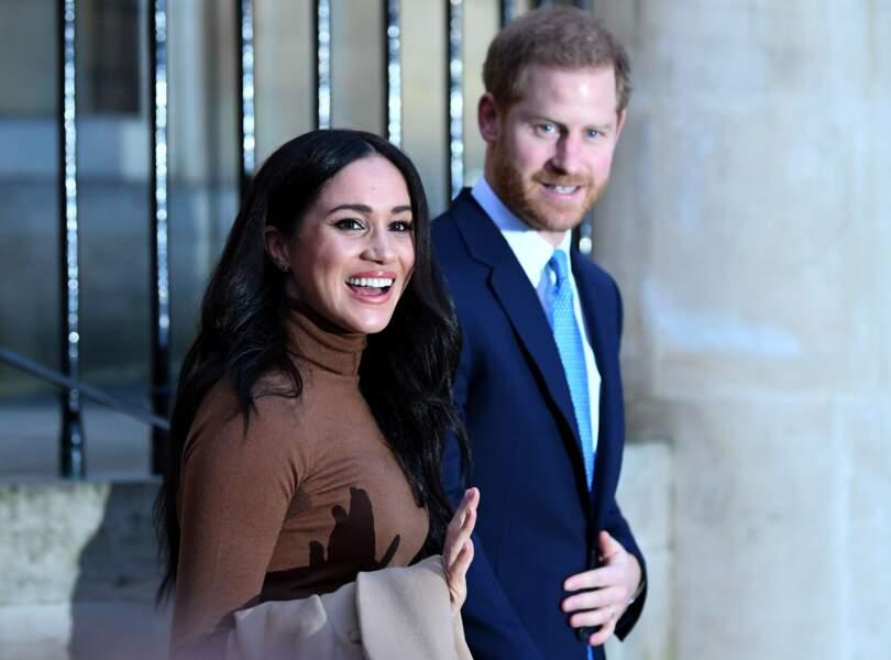 Le prince Harry et Meghan Markle envisagent de déménager à Malibu