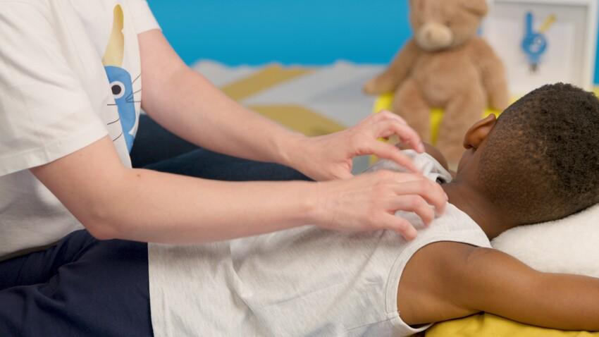 """Cancer pédiatrique : 8 massages """"magiques"""" pour améliorer le quotidien des enfants"""