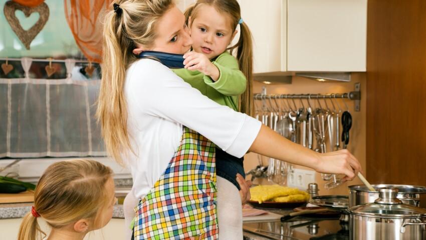 Une maman dénonce les préjugés sur son rôle de femme au foyer dans un post viral