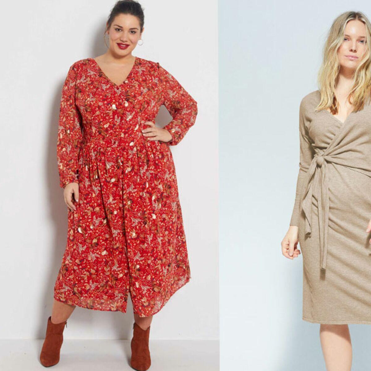 Mode Ronde Les Plus Jolies Robes Grande Taille Du Printemps 2020 Femme Actuelle Le Mag