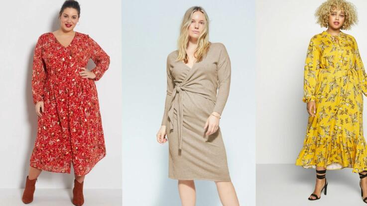 Mode ronde : les plus jolies robes grande taille du printemps 2020