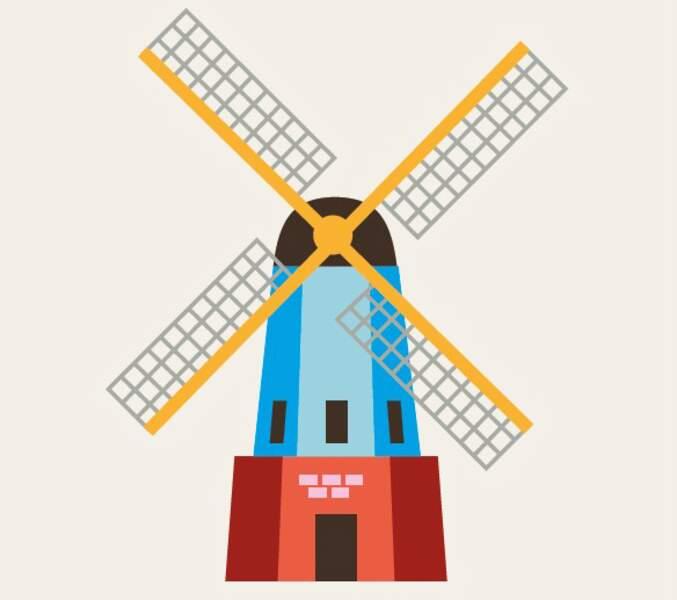 Le moulin des pouces