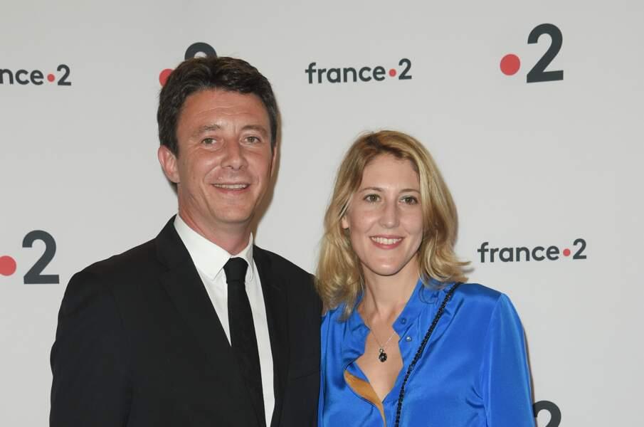 Benjamin Griveaux (42 ans) et Julia Minkowski (40 ans) se rencontrent en 2007.