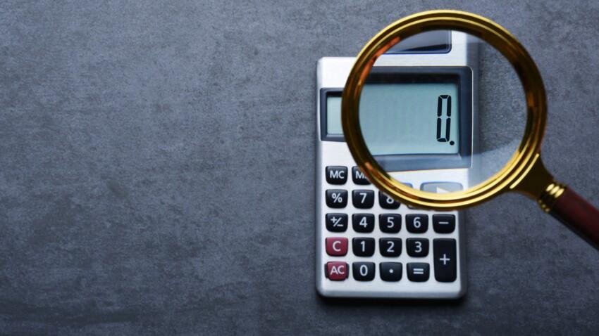 Impôts : dans quels cas le taux de prélèvement est-il nul ?