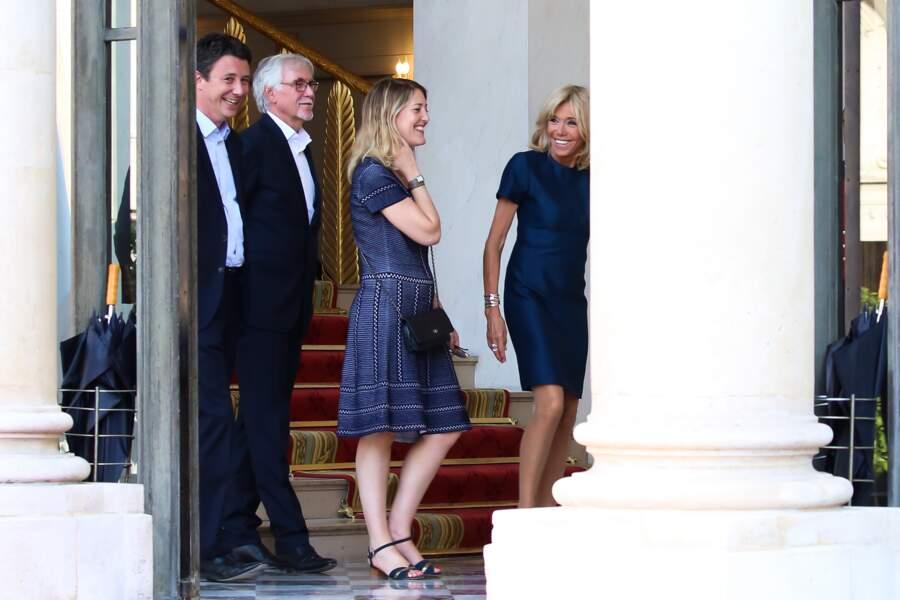 Julia Minkowski a intégré en 2006 le très célèbre cabinet d'avocats d'Hervé Temine.