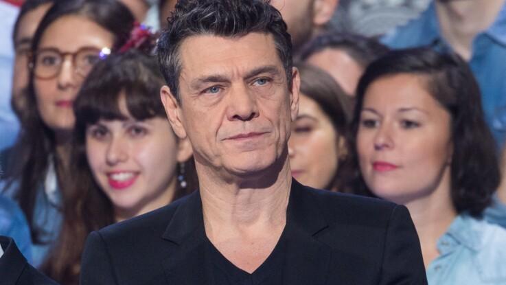 """Vidéo - Marc Lavoine fait une jolie déclaration à sa compagne Line Papin : """"C'est une femme exceptionnelle"""""""