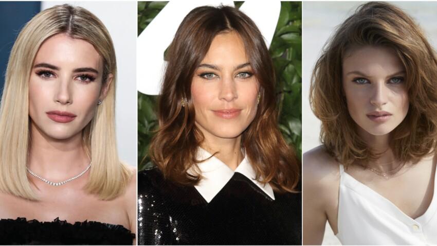 Carré épaule : nos idées de coupes de cheveux tendance à adopter