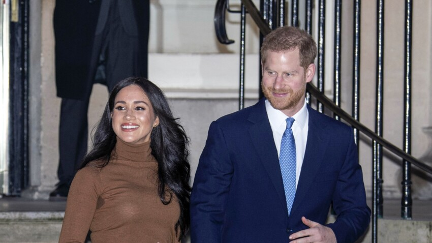 Meghan Markle et Harry ferment leur bureau de Buckingham et licencient 15 personnes