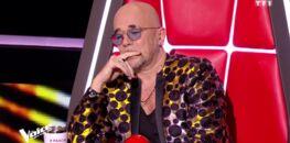 """""""The Voice"""" : Pascal Obispo fond en larmes en évoquant son grand-père"""