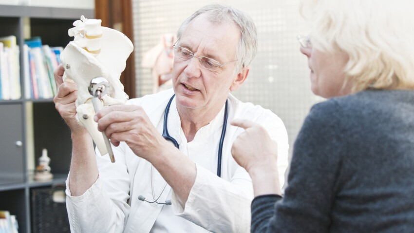 Arthroplastie : comment se passe l'intervention ?