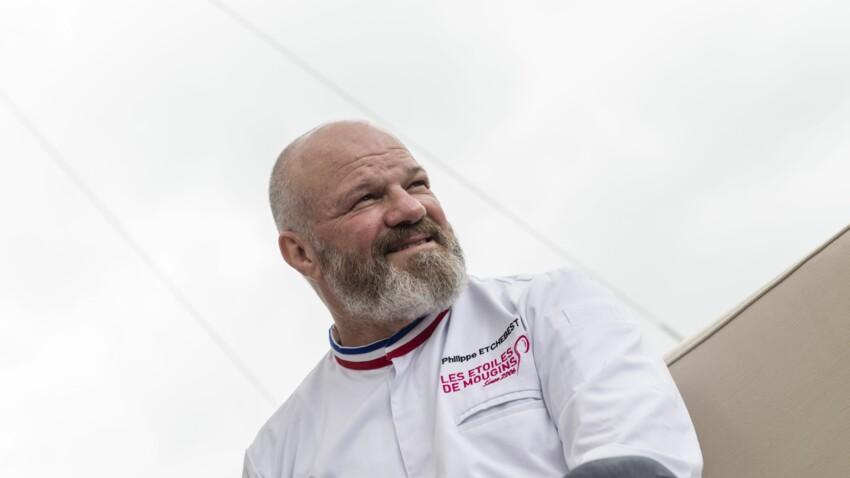"""Philippe Etchebest (""""Top Chef"""") : il avoue ne pas faire la cuisine chez lui"""