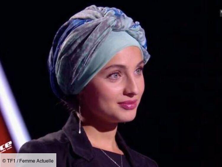 """Mennel Ibtissem (""""The Voice"""" 7) retire son turban : les internautes sont sous le choc"""