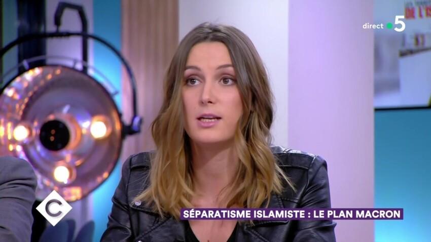 """""""C à vous"""" : qui est Olivia Leray, la nouvelle recrue de l'émission?"""