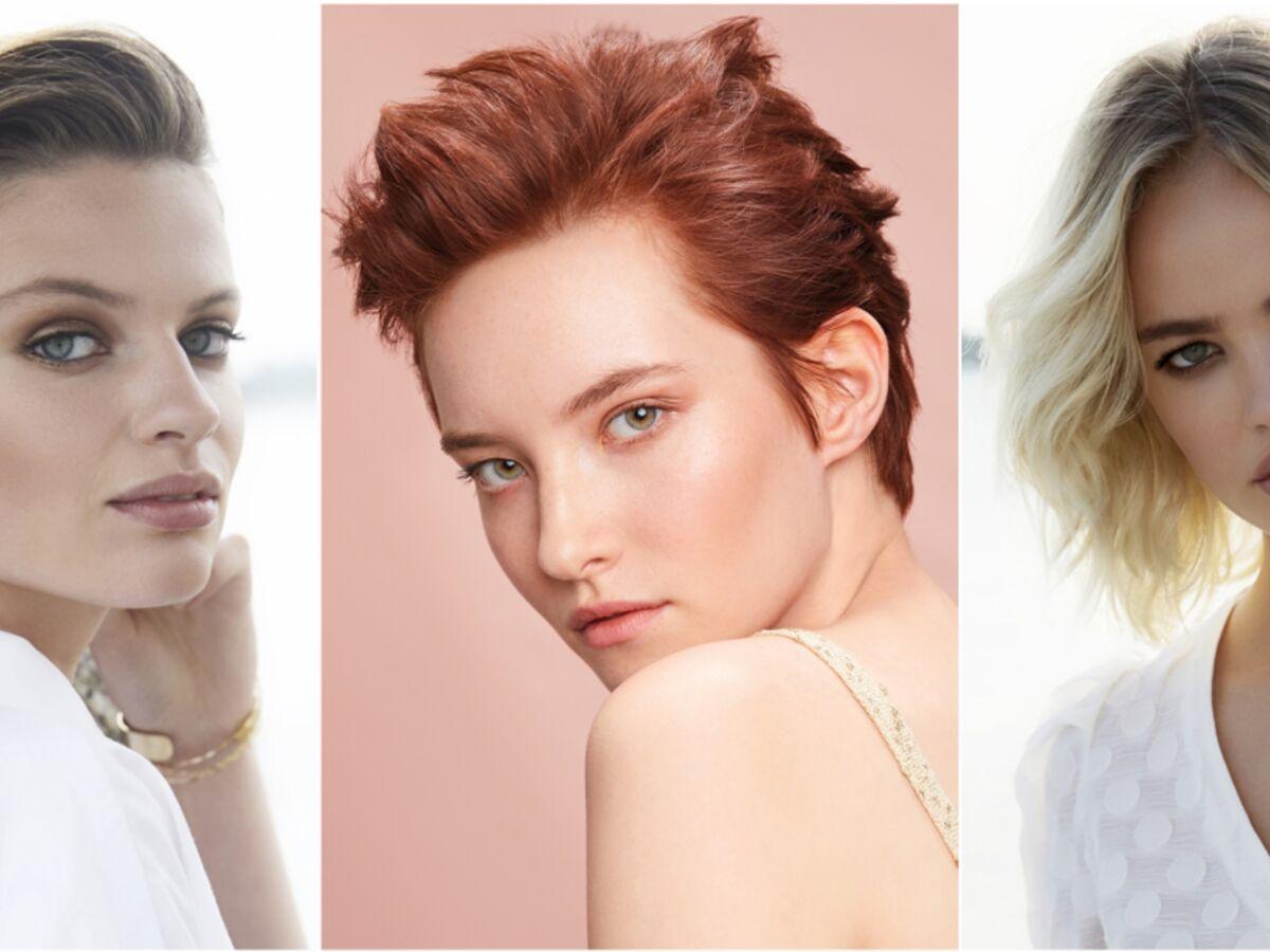 Cheveux Fins 15 Idees De Coupes Tendance Pour 2020 Femme Actuelle Le Mag