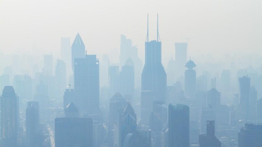 """Pollution atmosphérique : cette """"pandémie"""" réduirait l'espérance de vie de trois ans"""