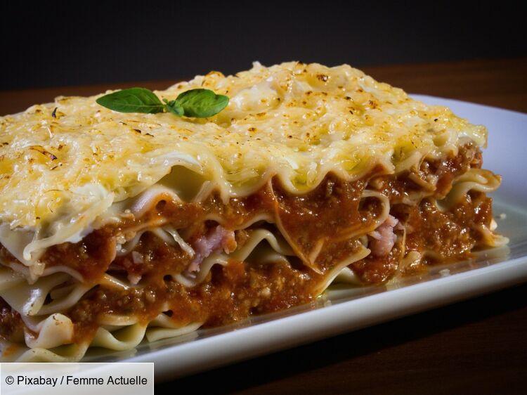 Rappel de produits : ces lasagnes vendues chez Auchan et Carrefour peuvent contenir des morceaux de caoutchouc
